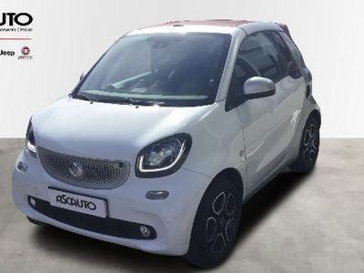 usado Smart ForTwo Cabrio cabrio 0.9 66KW 2P