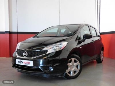 brugt Nissan Note 5p. 1.5dCi Naru Edition