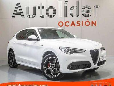 usado Alfa Romeo Stelvio 2.2 DIeSEL 154KW (210CV) Q4 VELOCE
