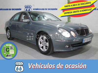 usado Mercedes E350 E350 Avantgarde Aut. 4p