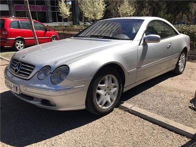 usado Mercedes CL500 AUT, NAVI, XENON, CUERO, NAVEGACION, PDC, ETC