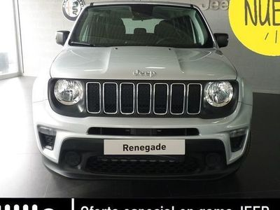 usado Jeep Renegade 1.0G 88kW Sport 4x2