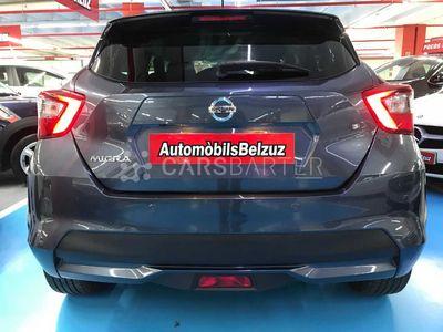 usado Nissan Micra 12 MESES DE GARANTIA,, GPS CAMARA
