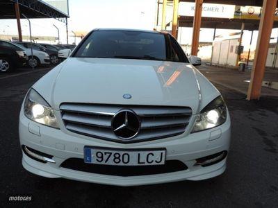usado Mercedes C220 Clase CCDI BE Avantgarde Blue Effic. Ed.