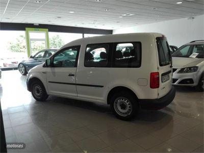 usado VW Caddy Kombi 2.0 TDI SCR BMT 75CV