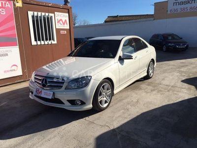 usado Mercedes C220 220 CDI BlueEFFICIENCY Avantgarde 4p