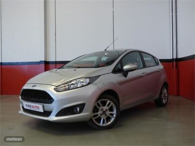 usado Ford Fiesta 1.25 Duratec 60kW 82CV Trend 5p