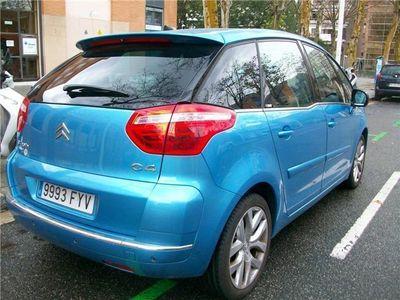 """usado Citroën C4 Picasso 1.6HDI Exclusive """" UN AÑO DE GARANTIA"""""""