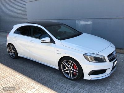 used Mercedes A45 AMG Clase W176 4Matic 7G-DCT *IMPECABLE**NACIONAL*