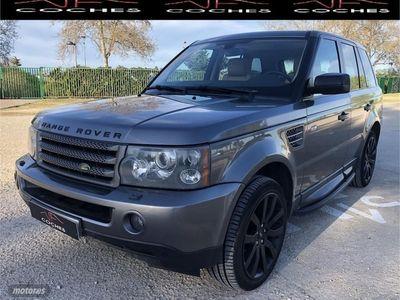 brugt Land Rover Range Rover Sport 3.6 TD V8 HSE