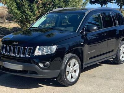usado Jeep Compass 2.2CRD Limited 4x2