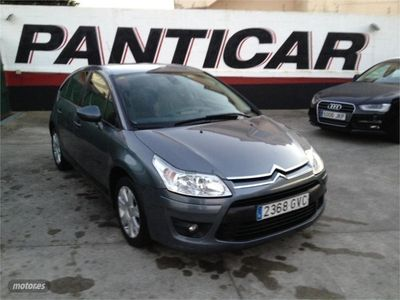 used Citroën C4 1.6 HDi 110cv Exclusive