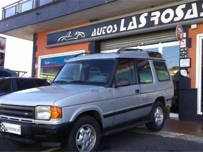 gebraucht Land Rover Discovery 2.5 TDI KAT