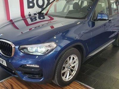 usado BMW X3 xDrive 20iA