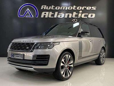 usado Land Rover Range Rover Sport 5.0 V8 Sc Autobiography Dynamic Aut. 525 cv en Tenerife