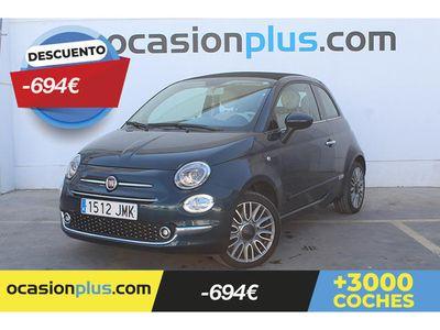 usado Fiat 500C 1.2 Lounge (69 CV)