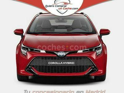 usado Toyota Corolla Touring Sports 125h Active Tech 122 cv en Madrid