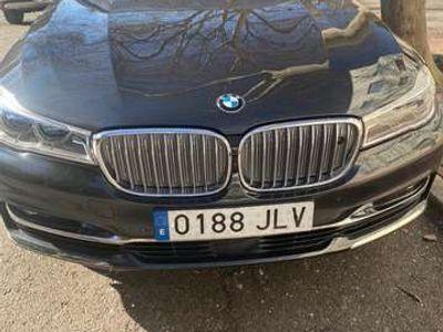 usado BMW 750 Serie 7 F01/02 xDrive