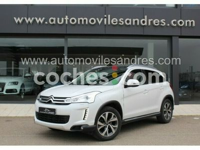 usado Citroën C4 Aircross 1.6hdi S&s Shine 2wd 115 114 cv en Zaragoza