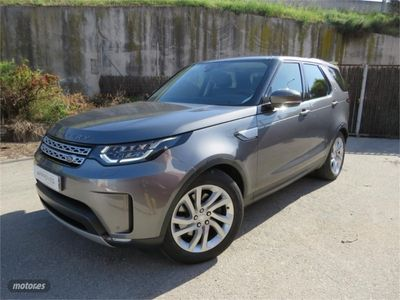 used Land Rover Discovery 2.0 I4 SD4 177kW 240CV HSE Auto