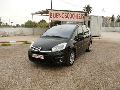 gebraucht Citroën Grand C4 Picasso 1.6e-hdi Seduction Cmp