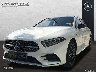 usado Mercedes A250 Clasee COMPACTO[0-800+0-050]