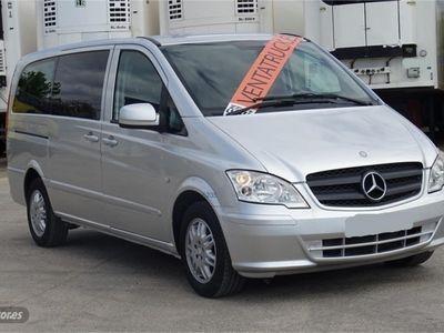 usado Mercedes Vito 160 CDI Marco Polo Activity Largo