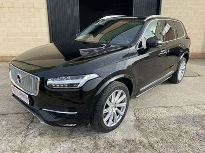 usado Volvo XC90 D5 Inscription B AWD 235 Aut.