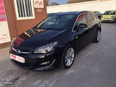usado Opel Astra 1.6 CDTi SS 100kW 136CV Dynamic ST