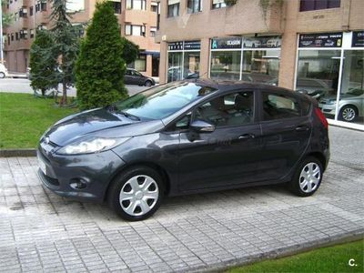 usado Ford Fiesta 1.4 Tdci Trend 5p. -10
