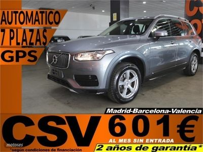 used Volvo XC90 D5 AWD Kinetic Auto 165 kW (225 CV)