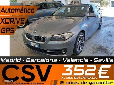 usado BMW 520 Serie 5 dA Touring xDrive