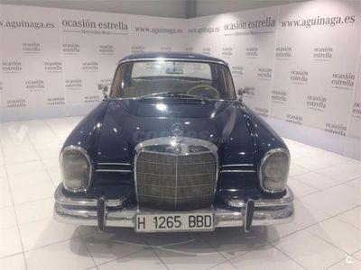 usado Mercedes 260 500se 4p. -83