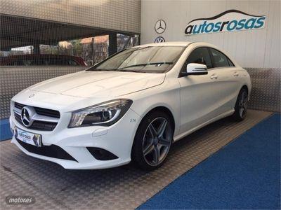 usado Mercedes CLA220 CDI 7G-DCT/ Camara aparcamiento trasera