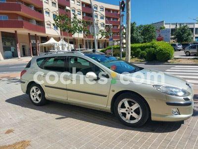 usado Peugeot 407 2.0hdi St Sport 136 cv en Lleida