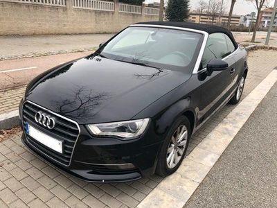 brugt Audi A3 Cabriolet 2.0TDI Ambiente