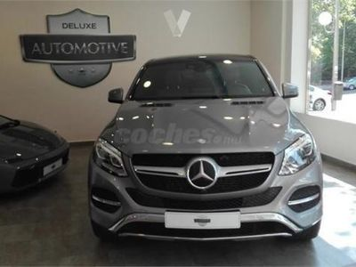 usado Mercedes GLE350 Clase Gle CoupeD 4matic 5p. -15