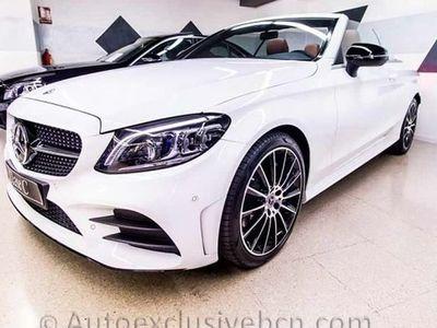 usado Mercedes 300 Clase C Cabrio9G-Tronic
