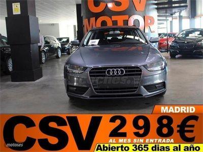 usado Audi A4 Avant 2.0TDI **AUTOMATICO, GPS, 300€/MES**
