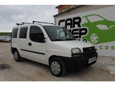 gebraucht Fiat Doblò DobloCargo 1.9D Base