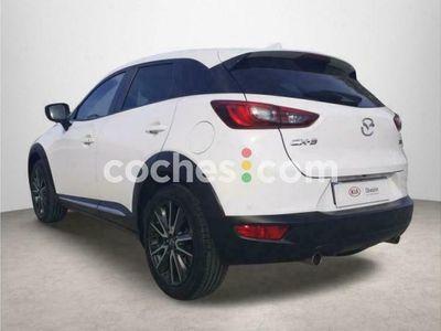 usado Mazda CX-3 Cx-32.0 Luxury 2wd 120 120 cv en Barcelona