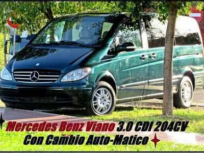 usado Mercedes Viano 3.0CDI Trend Larga Aut.