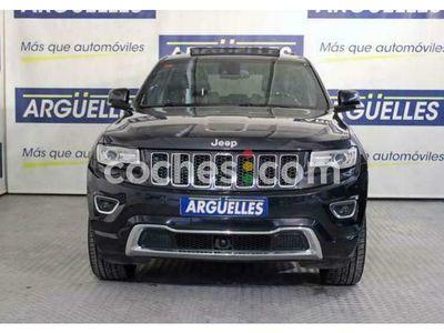 usado Jeep Grand Cherokee 3.0crd Overland Aut. 250 cv en Madrid