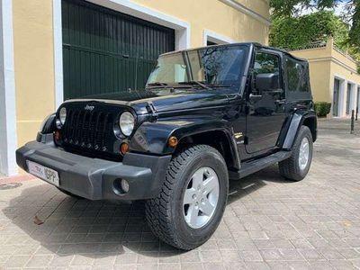 usado Jeep Wrangler 2.8CRD Sahara