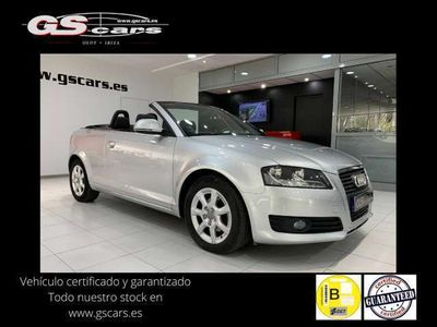 usado Audi A3 Cabriolet 1.6TDI Attraction