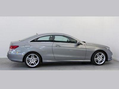 usado Mercedes E350 BlueTEC Coupe