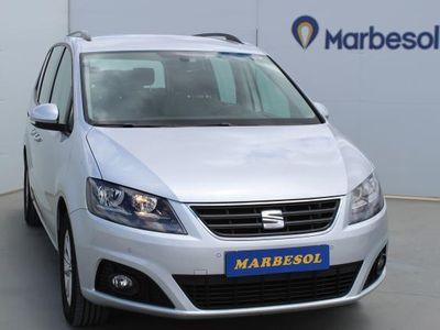 usado Seat Alhambra 2.0 tdi 150cv cr style diesel