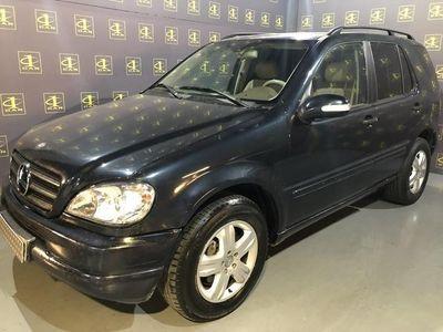 second-hand Mercedes ML270 CDI Auto 120kW (163CV)