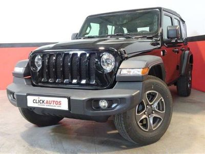 usado Jeep Wrangler Unlimited 2.2CRD Sport 8ATX