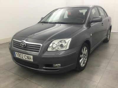 used Toyota Avensis 2.0D-4D Executive